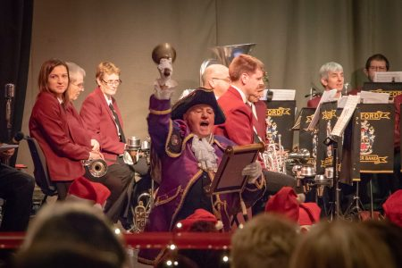 Mablethorpe Rotary Carol Concert 2018 Town Crier