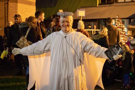 Nativity Play Angel