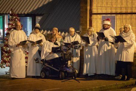 Nativity Play Choir