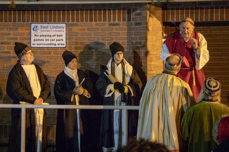 Nativity Play Herod