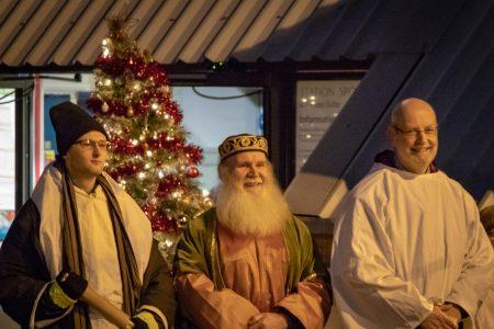Nativity Play Luke Brian And Nigel