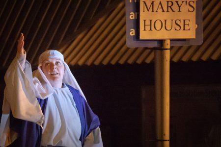 Nativity Play Mary