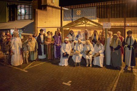 Nativity Play The Cast
